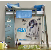 Star Wars R2 D2 Giant Wall Sticker