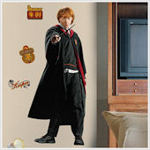 Harry Potter Ron Giant Wall Sticker SALE