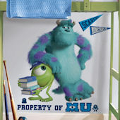 Monsters University Sulley & Mike Wall Decal SALE