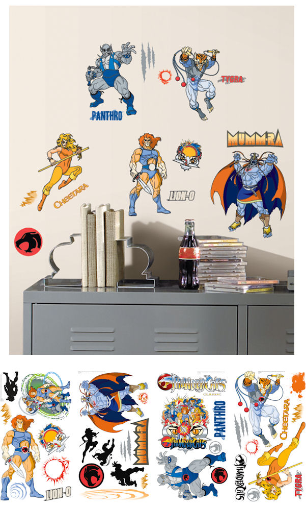Thundercats Decals Sale