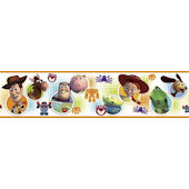 Toy Story 3 Peel and Stick Wall Border