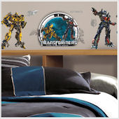 Transformers Dark of the Moon Wall Decals