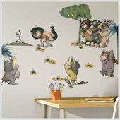 Where The Wild Things Are Appliques SALE
