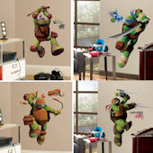 Teenage Mutant Ninja Turtles Room Package #1