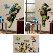 Teenage Mutant Ninja Turtles Room Package #3