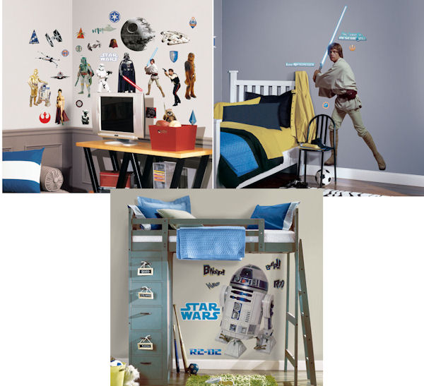 Star Wars Room Package #1 - Wall Sticker Outlet