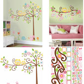 Scroll Tree Combo Decal Pack