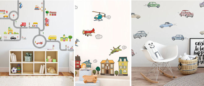 Wall Decal Scroller 1
