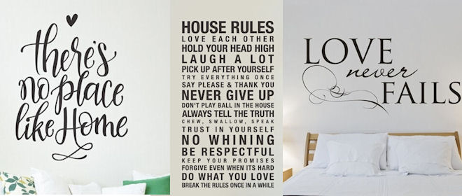 Wall Decal Scroller 2