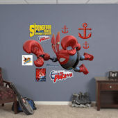 Fathead SpongeBob Sir Pinch A Lot Wall Decals