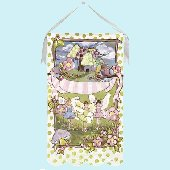 Little Fairy Wall Hanging by Drooz Studio