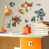 Skylanders Giants Wall Decals