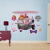 Fathead Paw Patrol Skyes Helicopter Wall Decal