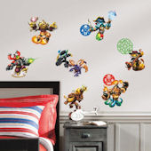 Skylanders Swap Force Wall Decals