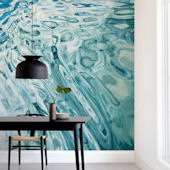 Minted Slip Repositionable Wall Mural