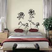 Betsy Rose Self-Stick Home Wall Art