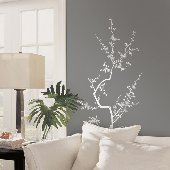Blumin Bamboo Self-Stick Home Wall Art