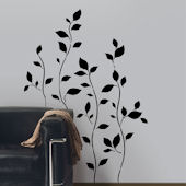 Breezy Branches Self-Stick Home Wall Art