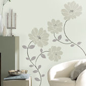 Daisy Chain Self-Stick Home Wall Art