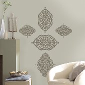 Diamante Self-Stick Home Wall Art