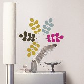 Lollipop Tree Self-Stick Home Wall Art