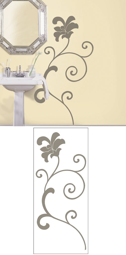 Swirly Self-Stick Home Wall Art SALE - Wall Sticker Outlet
