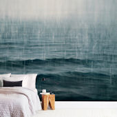 Minted Snows of Pend Repositionable Wall Mural