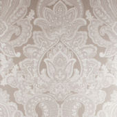 Graham and Brown Souk Damask Cardamom Wallpaper