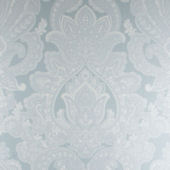 Graham and Brown Souk Damask Sky Wallpaper
