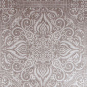 Graham and Brown Souk Tile Cardamom Wallpaper
