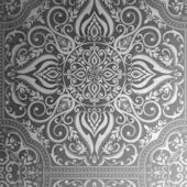 Graham and Brown Souk Tile Onyx Wallpaper
