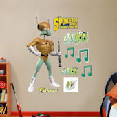 Fathead SpongeBob Sour Note Wall Decals