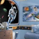 Space Bedroom Theme