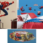 Ultimate SpiderMan Complete Room Package