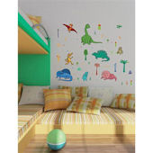Dinosaurs Peel and Stick Wall Stickers