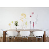 Wild Flower Meadow Peel and Stick Wall Stickers