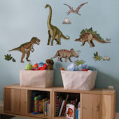 Dinosaurs Peel And Stick Wall Decals