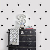 Large Polka Dots Peel And Stick Wall Decals