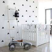 Triangles Peel And Stick Wall Decals