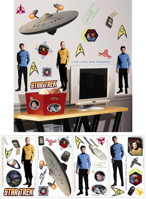 ... Star Trek Wall Mural Photo Part 35