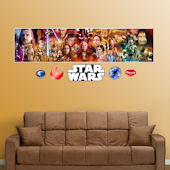 Fathead Princess Movie Mural Graphic