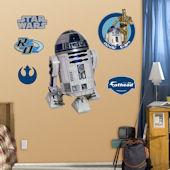 Fathead R2D2 Wall Graphic