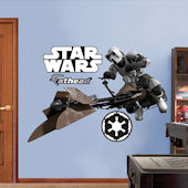 Fathead Scout Trooper Wall Graphic
