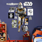 Fathead Clone Trooper Wall Graphic