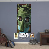 Fathead Star Wars Greedo Wall Mural