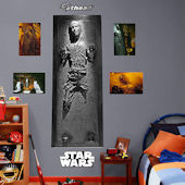 Fathead Star Wars Han Solo In Carbonite Wall Mural