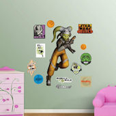 Fathead Star Wars Hera Syndulla Decals