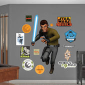 Fathead Star Wars Kanan Jarrus Decals