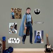 Fathead Star Wars Landro Calrissian Wall Graphic