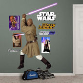 Fathead Mace Windu Wall Graphic